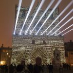 В Лионе прошел фестиваль уличной иллюминации
