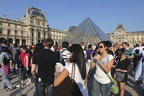 Во Франции рассчитывают, что российские туристы вернутся