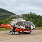 Услуги по аренде вертолета