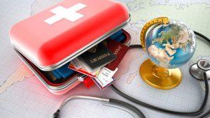 Страховка для поездки во Францию