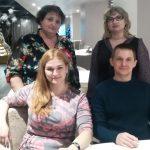 Сотрудники Cofrance поздравляют с Новым Годом