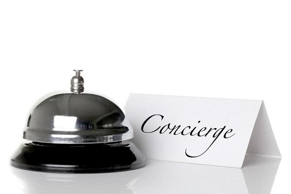 Консьерж-услуги